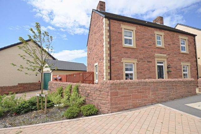 Thumbnail Detached house for sale in Clarendon Drive, Whitehaven