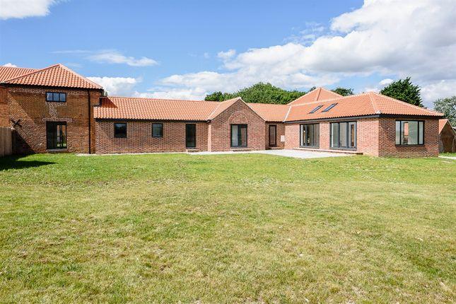 Thumbnail Barn conversion for sale in Cropton Hall Barns, Heydon, Norwich