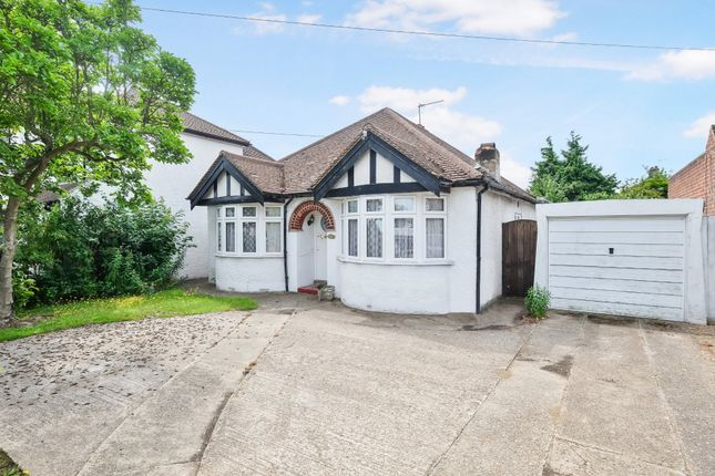 Thumbnail 4 bed detached bungalow for sale in Poverest Road, Orpington