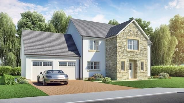 Thumbnail Detached house for sale in The Moore, Levelfields, Kinross