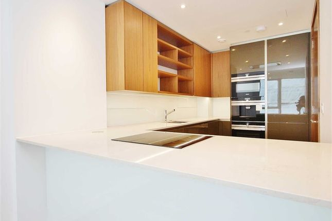 Thumbnail Flat for sale in The Pinnacle, Battersea Reach, London