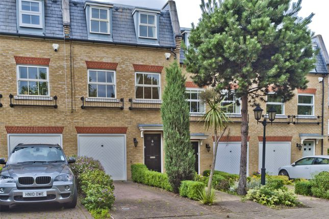Thumbnail Terraced house to rent in Layton Place, Kew, Richmond, Surrey