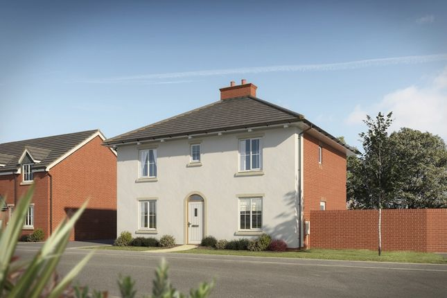 """Thumbnail Detached house for sale in """"The Lavernock"""" at Trem Y Coed, St. Fagans, Cardiff"""