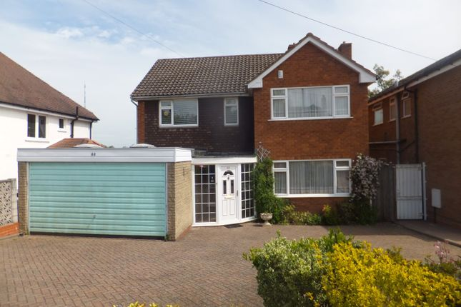 Thumbnail Detached house for sale in Clarence Road, Four Oaks, Sutton Coldfield
