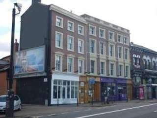 Office to let in High Street, Deritend, Birmingham