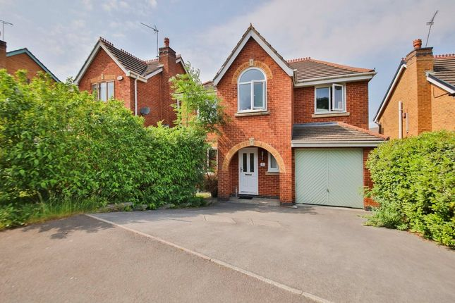 Thumbnail Detached house to rent in Greenfields, Blackburn