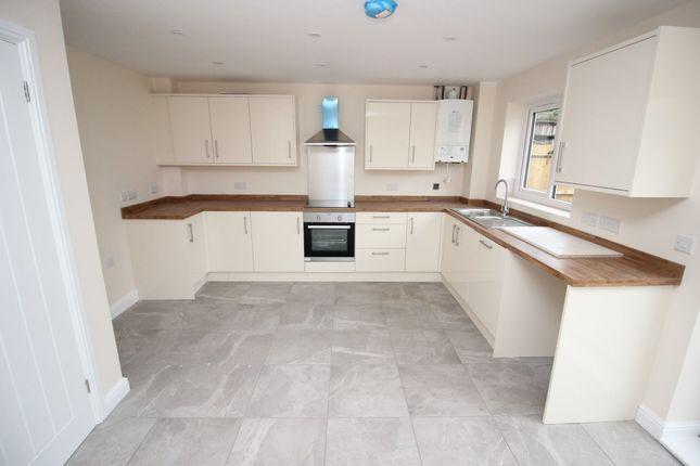 Terraced house for sale in Tilley Terrace, Mill Street, Wem, Shrewsbury