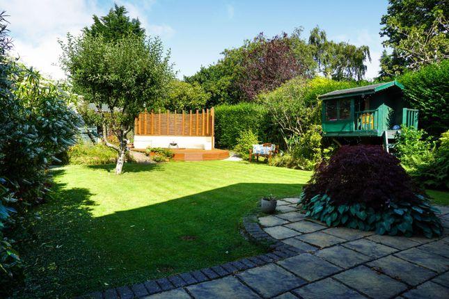 Rear Garden of Reservoir Road North, Prenton CH42