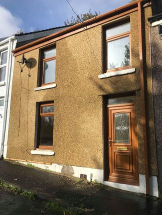 Thumbnail Terraced house to rent in Graig Road, Morriston, Swansea