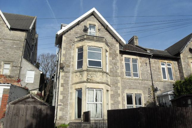 Thumbnail Flat to rent in Shrubbery Walk West, Weston-Super-Mare, North Somerset