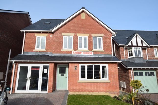 Thumbnail Detached house for sale in Plot 3, Thorncliffe Road, Barrow-In-Furness