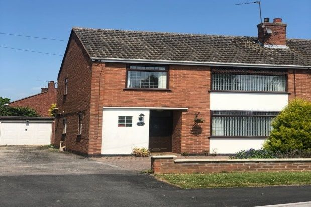 Thumbnail Semi-detached house to rent in Monks Road, Binley Woods