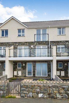 Thumbnail Terraced house for sale in Gwel Y Mor, Marine Parade, Tywyn, Gwynedd