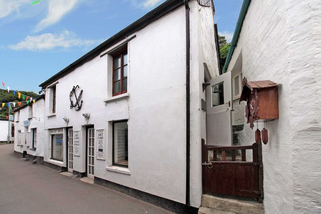 Thumbnail Maisonette to rent in Crows Nest Fore Street, Polperro