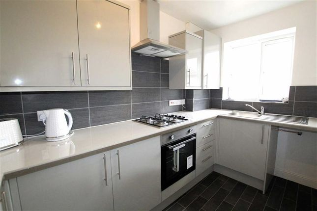 Thumbnail Terraced house for sale in Pen Goch, Flint, Flintshire