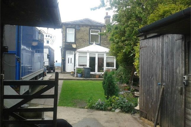 Thumbnail Detached house for sale in Halifax Road, Liversedge, West Yorkshire