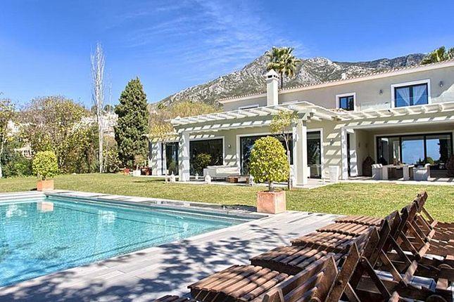Thumbnail Villa for sale in Calle Pléyades, 28, 29660 Marbella, Málaga, Spain