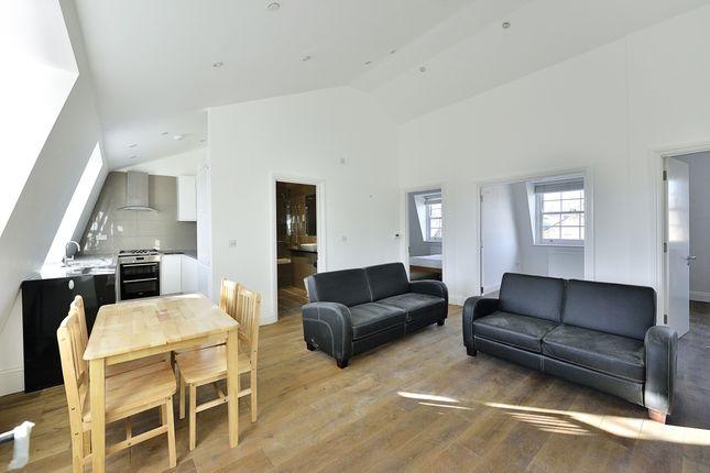 Thumbnail Flat to rent in Danbury Street, London