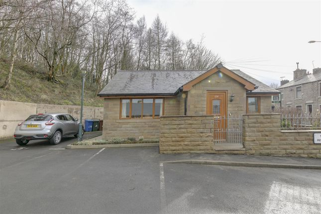 Thumbnail Detached bungalow to rent in Rochdale Road, Bacup, Rossendale