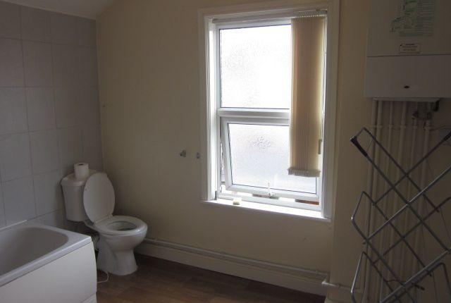 Modern Bathroom of Cecil St, Derby DE22