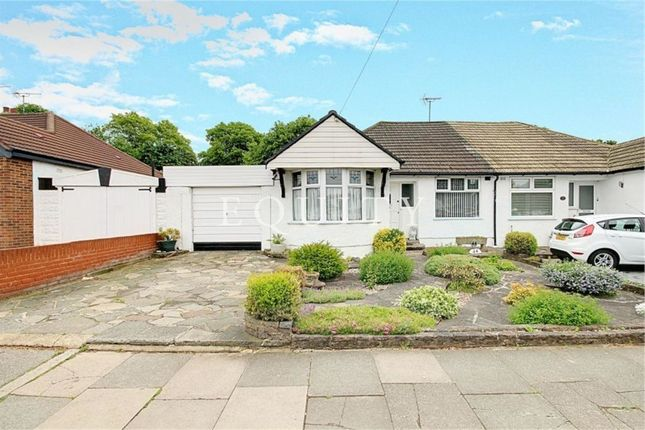 Thumbnail Semi-detached bungalow for sale in Galliard Road, Edmonton
