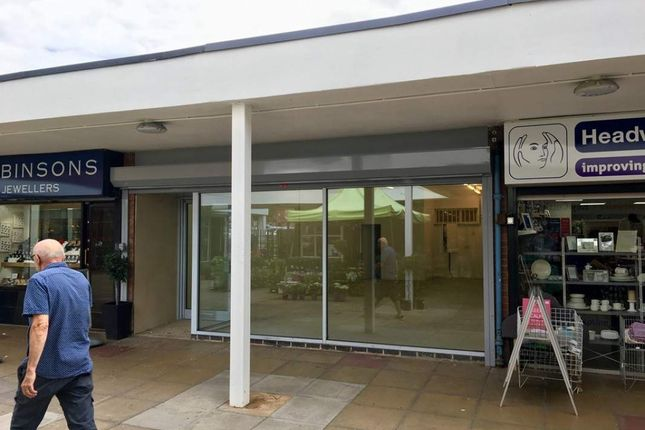 Thumbnail Retail premises to let in 5 The Arcade, Magna Shopping Centre, Wigston