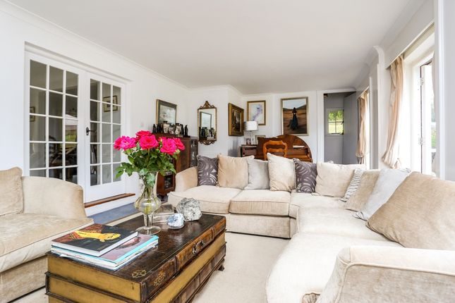 Thumbnail Detached house to rent in Godalming Road, Loxhill, Godalming