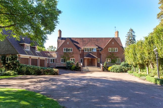 Thumbnail Detached house to rent in Mill Lane, Hurley, Maidenhead, Berkshire