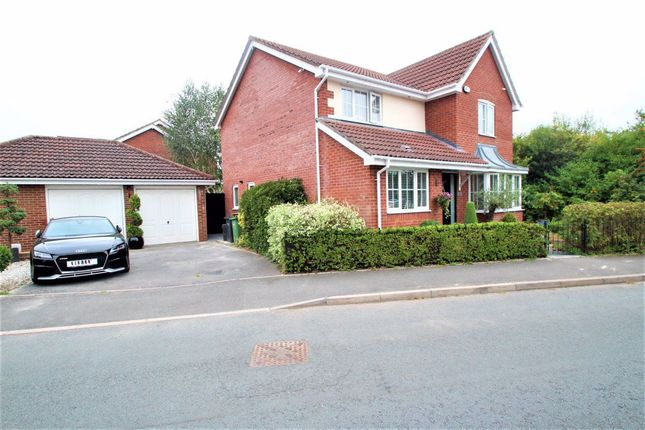 4 bed property to rent in Dorchester Way, Belmont, Hereford HR2