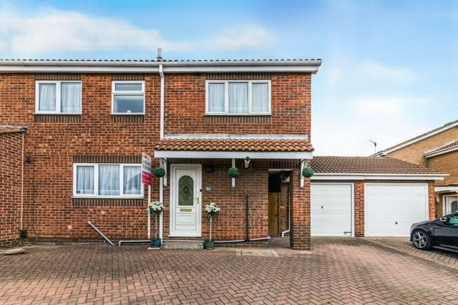 Thumbnail Semi-detached house for sale in Boundary Green, Rawmarsh, Rotherham