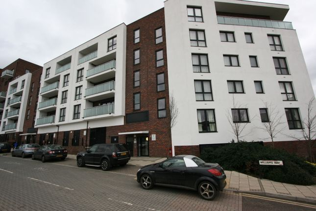 Thumbnail Flat to rent in Williams Way, Wembley