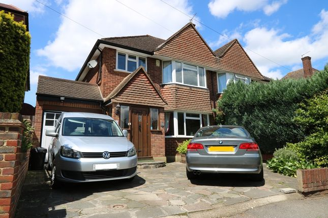 3 bed semi-detached house for sale in St. Georges Drive, Uxbridge