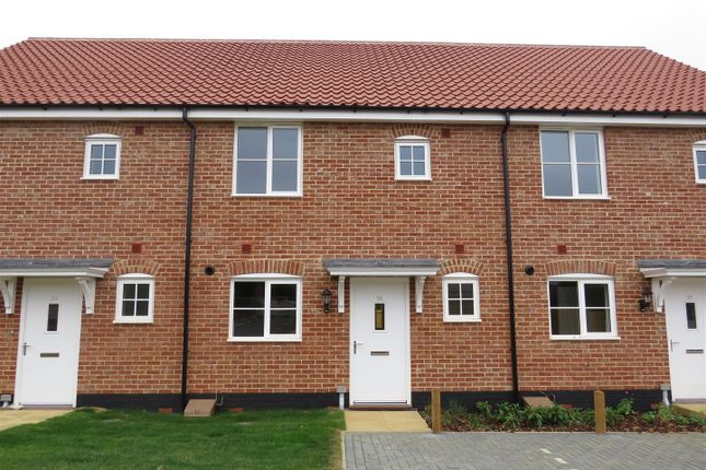 Terraced house for sale in Harrys Way, Hunstanton