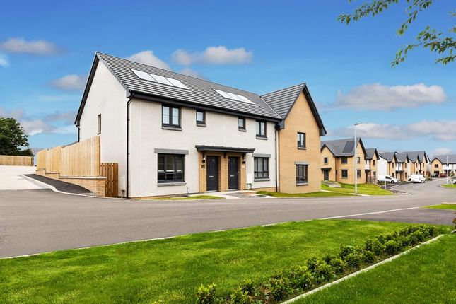 """Thumbnail Terraced house for sale in """"Coull"""" at Countesswells Park Road, Countesswells, Aberdeen"""