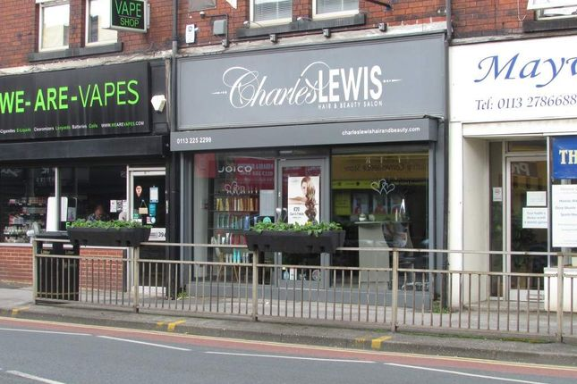 Thumbnail Retail premises for sale in Kirkstall Road, Burley, Leeds