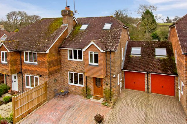 Thumbnail Semi-detached house for sale in Mill Stream Close, Ashurst, Tunbridge Wells