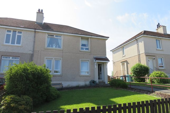 Thumbnail Flat for sale in Colliertree Road, Airdrie
