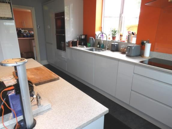 Kitchen of Manor Road, Cuddington, Northwich, Cheshire CW8