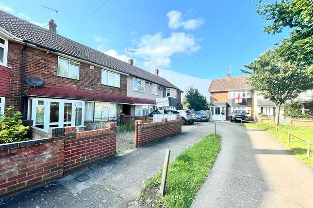 Thumbnail Terraced house for sale in Mungo Park Road, Rainham, Essex