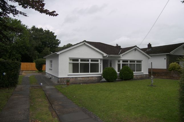Thumbnail Terraced bungalow to rent in Neath Road, Tonna, Neath