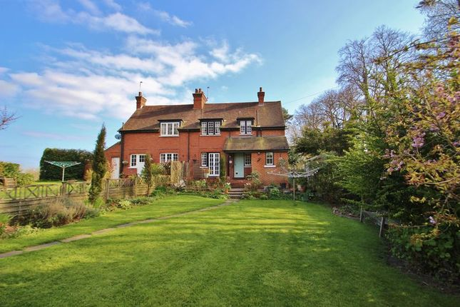 Thumbnail Semi-detached house for sale in Newick Lane, Mayfield