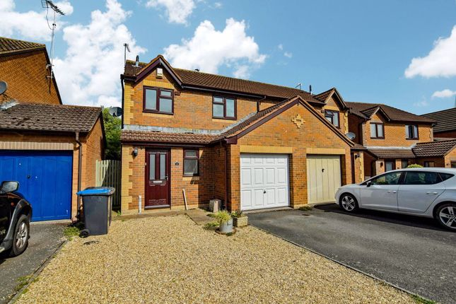 Thumbnail Semi-detached house to rent in Flying Fields Road, Southam