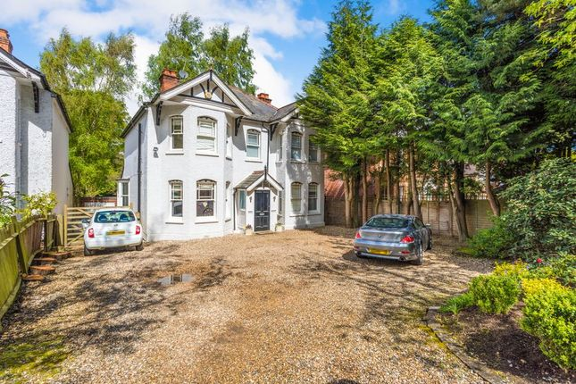 Thumbnail Detached house to rent in London Road, Sunningdale, Ascot