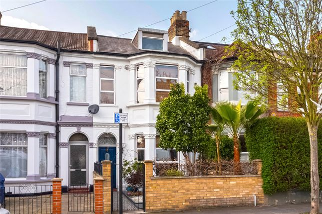 Thumbnail Terraced house for sale in Percy Road, Shepherds Bush