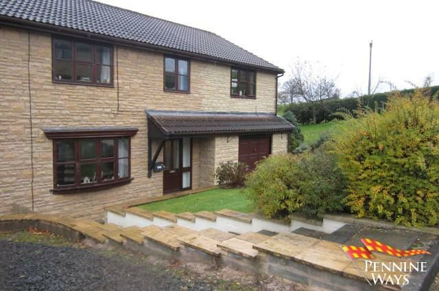 Thumbnail Semi-detached house for sale in Meadow View, Haltwhistle
