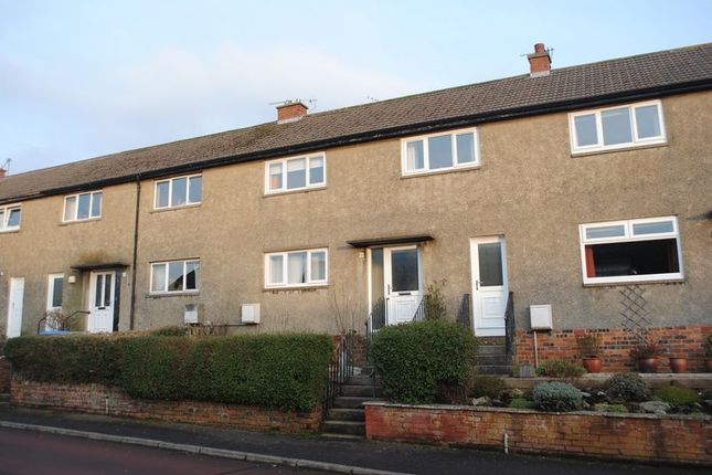 Thumbnail Terraced house to rent in The Glebe, Lanark
