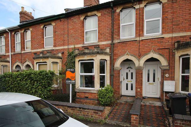 Thumbnail Terraced house for sale in Malmesbury Road, Chippenham