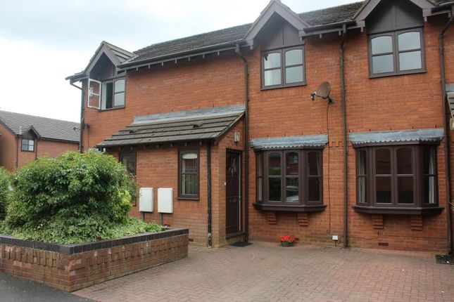 Thumbnail Terraced house to rent in Church View, Tarleton, Preston