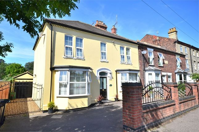 Thumbnail Link-detached house for sale in Goodwins Road, King's Lynn