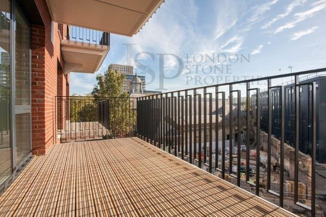 Thumbnail Flat to rent in Thalia House, Royal Arsenal Riverside